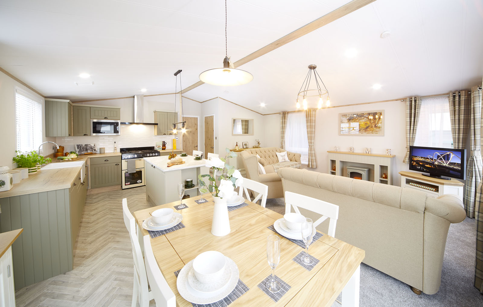 Holiday homes in North Yorkshire