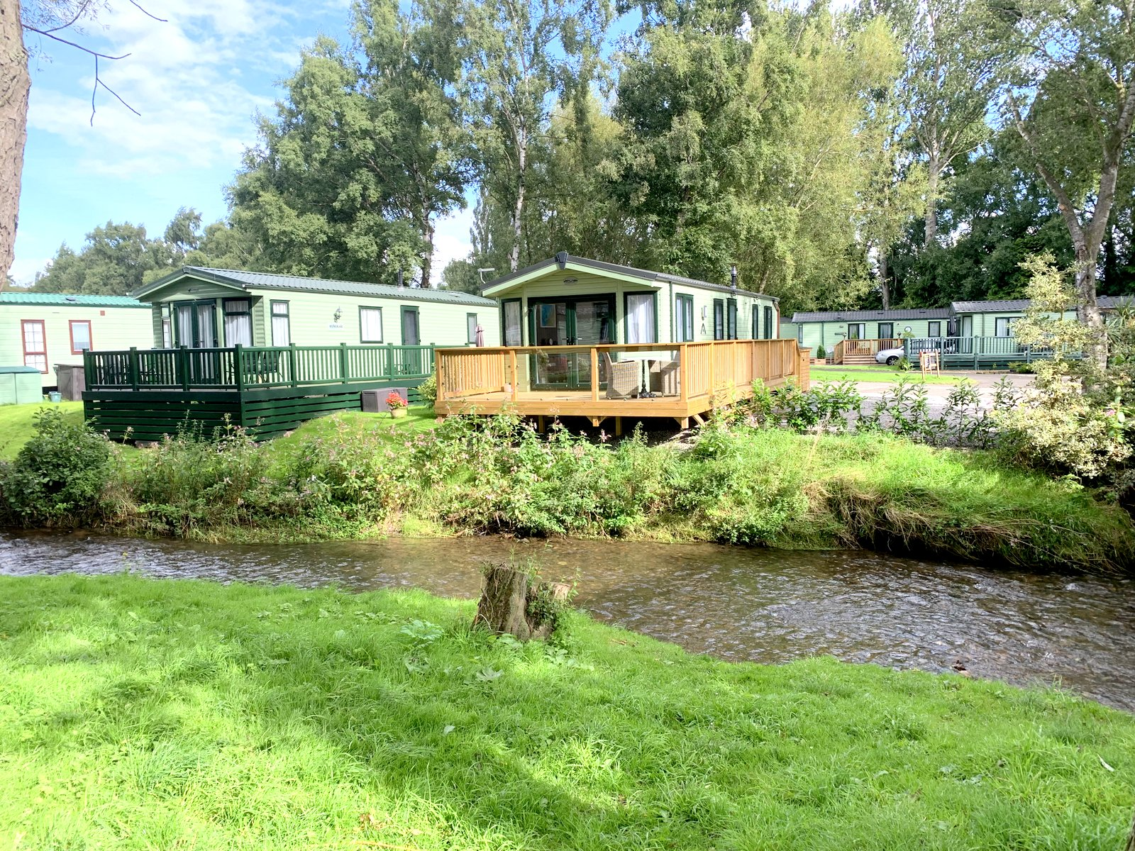 Static caravans for sale Yorkshire