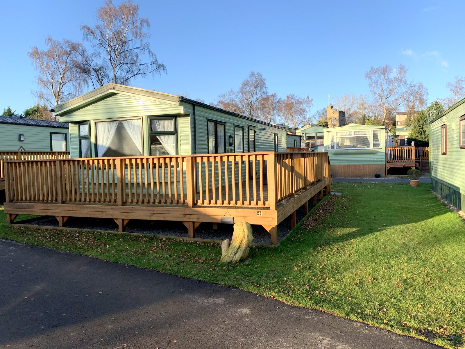 Is buying a static caravan a good investment   Akebar Park