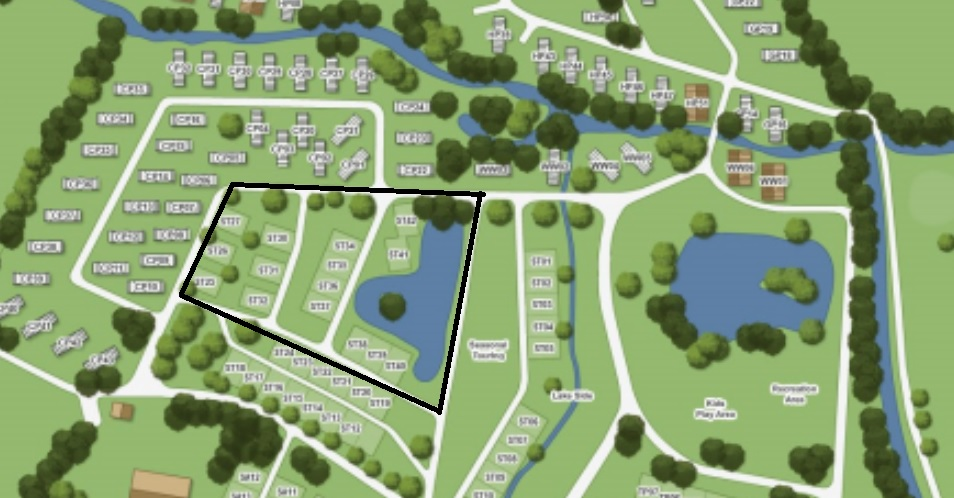 2020 New development area at Akebar Park