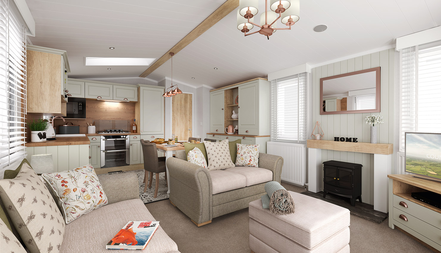 2021 Swift Vendee Lodge